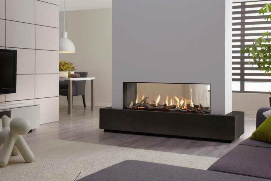 Une cheminée éthanol pour vos rénovations d'intérieur