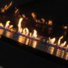 bruelur ethanol de grande taille telecommande pour cheminée design