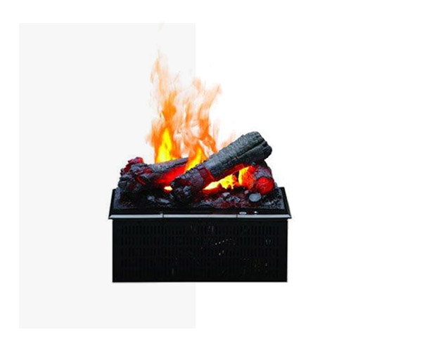cheminée électrique 3D à vapeur d'eau