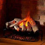 chenet sylvertion dimplex à vapeur pour cheminée bois existante sans contrainte