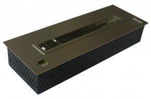 bruleur ethanol pour cheminee design telecommandee iburner ib66